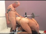Barbell Bareback