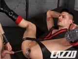 An Inferno of Fucking, Fisting and Pissing! The only good gay sex is nasty gay sex! Being a nasty pig is real fun in this porn video!