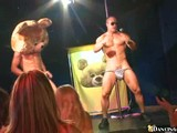 gay porn Strip Club Debauchery || What happens when you get a packed strip club full of really hot, really horny girls? THIS!! These girls didn't hold back at all! This was a ball fondling, dick sucking, cum catching good time! Have you ever wanted to see a midget jester get sucked off by a really hot blonde? What about two ridiculously gorgeous hotties making out and slapping each others asses? OF COURSE! This is what really happens when women get salami sandwiches dangled in front of their faces!