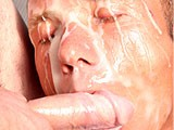 Gay lovers awesome ass pounding hardcore with messy huge anal and facial cumshots. See this wild dude give some nice bareback to his horny lover asshole and blasting sperm in ass and face.