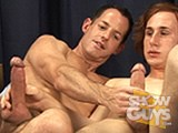 Matthew James and his incredible weapon love very young men, and Josh loves older studs with huge dicks!