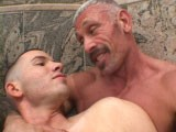 gay porn Manny's Daddy || Here at Sebastian's Studios... We absolutely love Manny. He's such a slut... In a good way! No matter who we pair Manny with, the chemistry is always great! Here, Manny's hitting the shower and Daddy Christian Volt walks in. Christian can't hold back and joins Manny. Manny sucks his dick, Christian sucks Manny's, and there's lots of ass play not to mention Manny's Daddy fucks him good with his cock, fingers, and a big ass dildo!