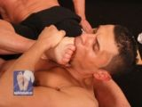 Malefootdomination with jose Ganetti and Alfredo Castaldo