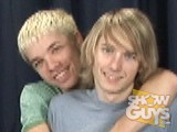 gay porn Flip-flopping Twinks! || Twink boyfriends Aaron Tyler and Robbie Hart take turns burying their cocks up each others hot holes!