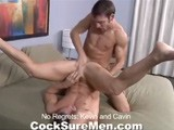 Gay Porn from CocksureMen - No-Regrets