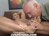 Gay Porn from jakecruise - Brady-Jensen-Serviced