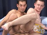 Two of our favorite youngsters, Rico Zaas and Tucker Forrest, get it on in this hot scene!