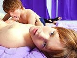 Twinks Damien Belle Vie and Craig Ashton are doing their homework and can hardly focus on the task at hand. Craig gets closer and closer to Damien, who promptly asks him why he's being such a homo. Thankfully for Craig, Damien is absolutely homo too so he knows it's a matter of time before he gets to dive in his sweet butt. They start kissing and sucking passionately, before showing us how bareback sex is done! Finally, they share a sperm covered kiss that is sure to make you shoot your load!