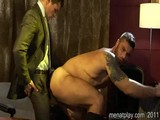 gay porn Gambler || Menatplay Exclusives Patrik & Alex Marte face each other offer in a 'winner takes all' game of Poker. On one side we have long-standing favourite Patrik, and on the other we have the hot new comer Alex who threatens to steal the title of the Big MAP Man. But it becomes clear that experience has its advantages as Patrik wins the first few hands, stripping Alex of all his chips and money. However with the stakes so high Alex refuses to give up so easily, but exactly how far is he willing to go? Patrik's next hand wins him Alex's watch, followed by his shirt... and finally his trousers, until the Italian muscle hunk is stripped down to his underwear. But Patrik is still not satisfied and goes one final hand to win the ultimate reward... his rival's muscular ass and the right to do whatever he desires with it.