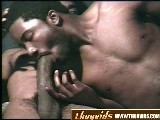 Black boyfriends sucking on his huge black cock, from the number 1 site for gay black amateur porn ThugVids, visit to get your own VIP pass today