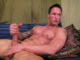 gay porn Muscle Jock Carson || Carson was working at a local bar when a friend and I spotted him bar tending without his shirt on. He's so built and hot, we were both a little apprehensive about talking to him. After we dared each other, my buddy did the deed and invited Carson onto my casting couch. Carson isn't afraid to say that he's been curious a few times in the past. And, with a huge 9 inch cock, I'm sure a few people have been curious about him too. Between his bulging muscles and tattooed arms and chest, this guy is as sexy as they get. He's also really fun to talk to.