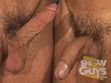 Blake Landon and Mario Ortiz put on a great and very sexy show when Blake plows Mario!