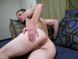 gay porn Young Cali Boy Cums || A very excited and confident blond young man named Brent recently visited my studio. Brent is very fresh to California. He bragged about how his friends back home were so excited that he had moved to a state where you could find someone to pay you to jerk off on camera. Young Brent confessed his love for Barbie at the age of four years old and is loving California's blond's with big tits. During his interview we discussed the thin line between the straight and the not-so-straight. Our excited new friend could not wait to get his hands in his pants and unleash his 8.5 inch cock for me. Hot, young and eager, he tugged his pink pecker with a vengeance until I had to ask him to slow down so my camera could catch up. Quiet as a mouse, he worked his knob until he creamed white spunk and let it glide down his tightly clenched fist and settle neatly on his slightly protruding hip bone. Brent was so worked up he finally remembered to breathe after he blew his load.