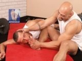 Malefootdomination with Win and Roy