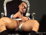 gay porn Adrian Toledo One To One || Adrian is the latest addition the our stable of RED HOT guys on Menatplay. We gave you a little taster of this Spanish stunner a few weeks back with his casting video, and the verdict from you guys was a unanimous MORE ADRIAN!!! So here he is in juicy close-up, suited up and ready to show off his best assets just for you. And let me tell you, this guy definitely enjoys being watched, either that or he is a master at teasing. The way he plays with every inch his smooth muscular body, peachy ass and delicious cock whilst he looks straight into camera, is guaranteed to have your cock aching for him to cum just so you can shoot your load at the same time!