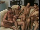 gay porn Amici - Scene 4 || A nice guy wants be a star. But life is different: every days working in office, every night working in disco. But sometime he has some play-sex satisfactions like during a dinner with his friends.