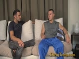 Gay Porn from dirtytony - Triston-Lands-Straight-Roman