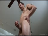 Gay Porn from CollegeDudes - Jay-Smith-Busts-A-Nut