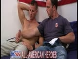gay porn Fireman Rusty &amp; Fi || All American Heroes presents Fireman Rusty &amp; Fireman Beau