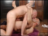gay porn Adam Russo And Park Wiley || Adam and Park are working on their yoga stretches and Park notices Adam needs a little help. Park instructs Adam how to properly bend in that particular position. Being so close together Park can't help keeping his hands off Adam.