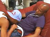 gay porn Sexycyone & Mickey || Dark Thunder favorite Sexcyone teams up with black bottom boy Mickey in this new video. After having his cock well and truly serviced by that saliva-laden mouth of Mickey's, Sexcyone bends his new buddy over the couch and plows him hard for the camera, giving him a taste of why we love him so much.