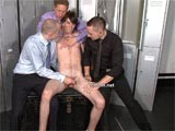 Gay Porn from CMNM - Chris-In-The-Lockerroom