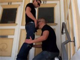 Gay Porn from gayroom - Blowjob-Outback