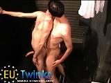 Gay Porn from EUTwinks - Boys-Lockerroom-Fun