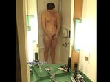 Gay Porn from SneakyPeek - College-Shower-Wank