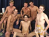 Gay Porn from showguys - New-Years-2006-Sex-tet