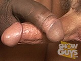 Gay Porn from showguys - 2-Amazing-Cocks