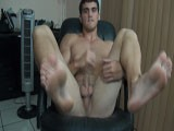 gay porn Foot N Cock Worship || Worship my feet and my cock while i show off for you