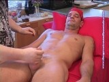 gay porn Owen - First Contact || Owen has never let a guy suck his dick before<br /> today. He said he's always been curious and<br /> figured he may as well try it out. You'll notice<br /> during the interview that he gets kind of<br /> uncomfortable when he mentions that he's<br /> divorced but currently has a girlfriend. Didn't<br /> stop him from blowing a huge load though! <br />