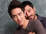 Jason alcok is a horny young twink that doesn't know how to control his sexual urges. He stays after class to explain to his teacher harry cox that there are times where he just can't standup to go to the black board. Harry is intrigued by this and shenanigans ensue very rapidly. The teacher/student bond has never been so intimate.