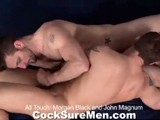 Gay Porn from CocksureMen - Morgan-And-John