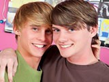 Teen boys are just filled with raging hormones. Tori andrews and jeremy sommers get each other all worked up over the computer and then they finally take it to the next level. They meet up and go at it instantly. Their feelings have been building for so long and now all they want is to fuck each other after all this time!