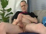 Mature men make better lovers and adam just loves showing us what he has to offer sexy hungry young admirers so he tugs and jerks his rock hard mature cock to a messy and creamy finish - i think most admirers would be happy to have this hot daddy drop a load in them.