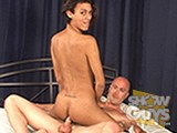 Gay Porn from showguys - Brodie-Newport-Tops