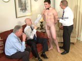 Gay Porn from CMNM - Ian-Milking-Session