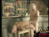 Gay Porn from AnalDiscipline - Studs-Fuck-In-The-Bar