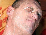 Gay Porn from ManButtered - Hot-Gay-Man-Gets-A-Big-Facials