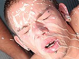 Gay Porn from ManButtered - Ten-Loads-Of-Creampie-On-Face
