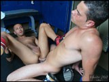 gay porn Mario Costa And Richie || Mario costa and richie sabatini had quite the 1-1 scrimmage in basketball. Richie clearly won the game and wants a victory fuck. Mario needs some convincing, but what's fair is fair and richie definitely deserves a prize.