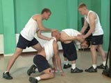 Gay Porn from BrutalTops - Correctional-Hall-Thugs