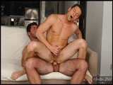 "gay porn Berke Banks Fucks Ari  || Married Man Ari Silvio Is Looking for Some New Things to Do With His Wife Instead of the Same Old Routine. He Came Across Taking His Wife on a Hummer Tour and Wanted to Tell Friend Berke Banks All About It. for Banks, the Word ""hummer"" Triggers a Completely Different Type of Tour and One He Is Bound to Take Silvio On."