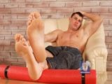 Malefootdomination With Beautiful David Sweet