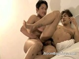 Cute Asian Boys Fucking and Sucking Each Other
