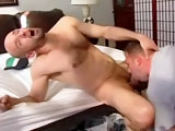 The Hairy, horny coach, Beau needed a blowjob because his regular tranny cocksucker moved down to Florida. Beau loves a mouth on his cock, balls and asshole and just about any mouth will do. His preferences are woman and trannies, although he likes a tranny better because as he says:&quot;they look like chicks but are freaky like guys.&quot; He will let a guy suck him straight off as well, even though it's his last choice because they don't have the tits that Beau likes so much.
