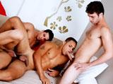 Gay Porn from BangBangBoys - Lucas-Ricky-Feraz-Bang-Tiago-Rio