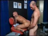 Gym-rat Drake Jaden Heads to the Gym Locker Room to Find His Old College Crush Cole Streets. They Catch Up and Swap College Stories and Drake Learns That Cole Has Been Made an Honest Man and Got Married. Cole Then Tells Drake That His Wife and Him Have an Open Relationship Which Gets Drake Really Excited to Make the First Move.